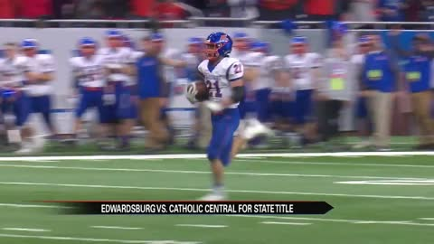 Edwardsburg football falls in first state title appearance
