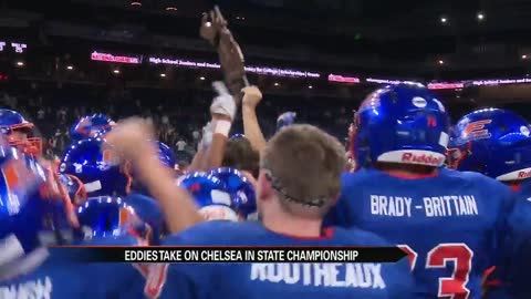 Edwardsburg football captures first state title