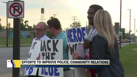 Work continues to build police-community relations in South Bend