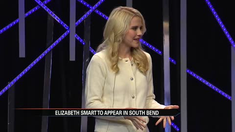 Elizabeth Smart to visit South Bend