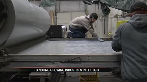 Elkhart County, local companies discuss long term solutions for growing industries