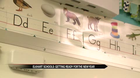 Elkhart Superintendent Haworth discusses goals for 2017-2018 school year