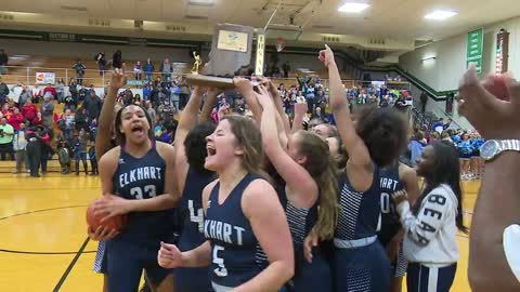 Elkhart Central girls win first sectional crown in nearly four decades