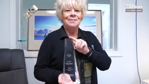 Elkhart Chamber names Lori Snyder as 2018 Woman of the Year