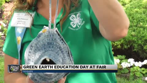 Elkhart County 4-H Fair promotes sustainability with 'upcycling' contest
