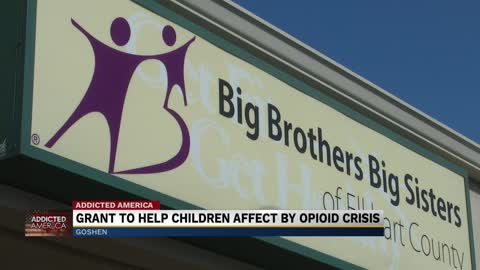 Elkhart County agency receives funding to support youth impacted by opioid crisis