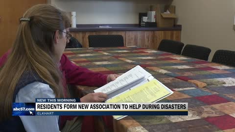 New group in Elkhart County working to help humanitarian need during local disasters