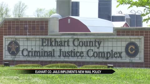 Elkhart County jail changes mail procedure