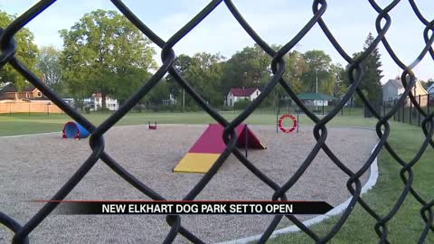 Elkhart's first dog park set to open