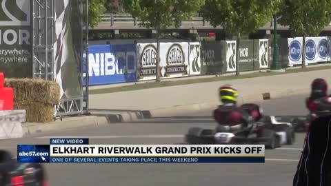 The annual Elkhart Grand Prix brings family together