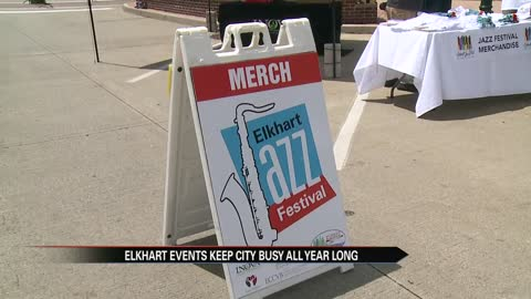 Elkhart hopes to combat lack of workers with events and festivals
