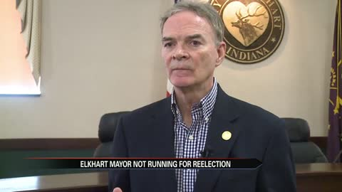 Elkhart Mayor Tim Neese will not seek re-election