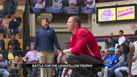 Elkhart Memorial tops central in hoops for Longfellow Trophy