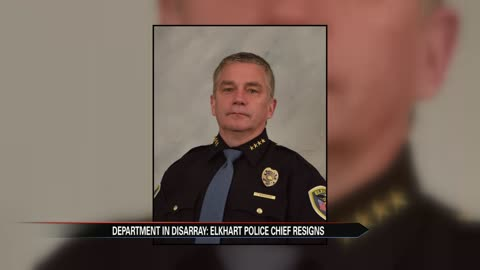 Elkhart Police Department's Chief Ed Windbigler resigns