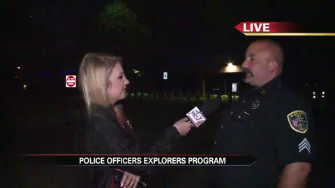 Elkhart Police launch explorer program for teenagers