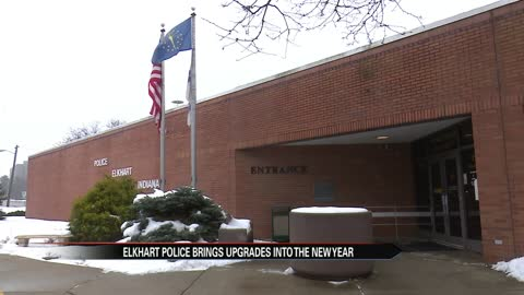 Elkhart Police getting new officers, equipment in 2018