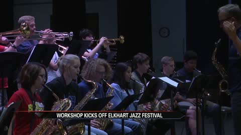 Elkhart prepares to host Elkhart Jazz Festival this weekend