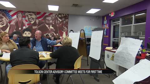 Elkhart's Tolson Advisory Committee meets for the first time