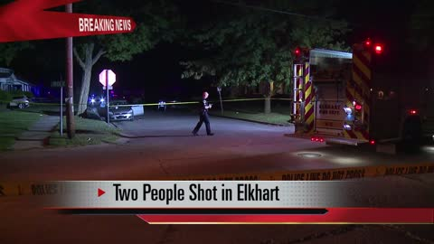 Shooting in Elkhart puts two in the hospital