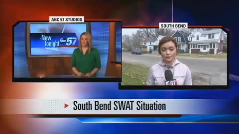 Elkhart County search warrant turns into a South Bend SWAT investigation