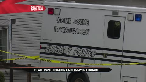 Elkhart's homicide unit investigating woman's death