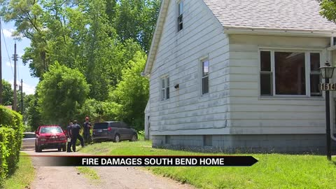 House fire causes thousands of dollars in damage
