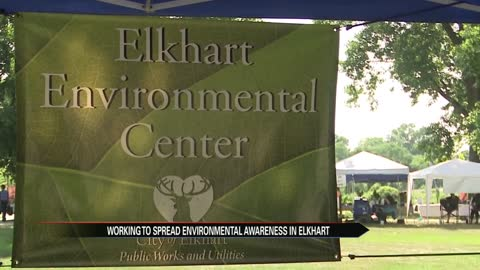 AmeriCorps team to help Elkhart Environmental Center