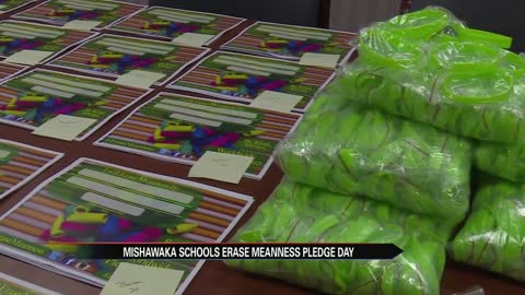 Pledge day event seeks to spread kindness