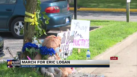 Eric Logan's family assembles petition against officer involved in shooting