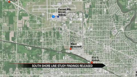 Experts present new options for South Shore Line station