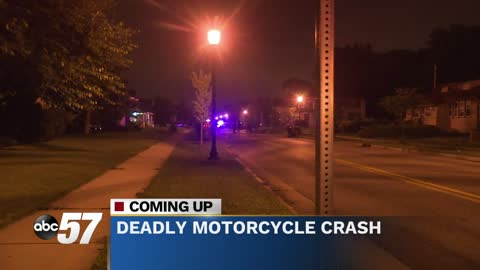 SBPD investigating deadly motorcycle crash
