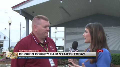 Berrien County Youth Fair kicks off August 12