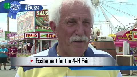 Fair goers show excitement for fair week