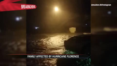 Hurricane Florence worries former Topsail Beach, current South Bend resident