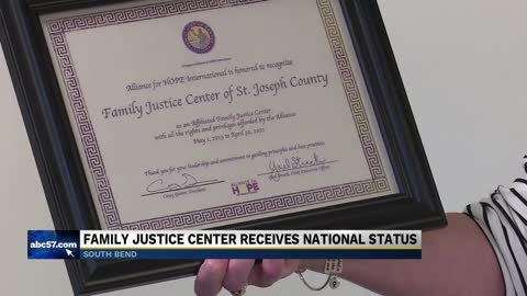 Family Justice Center now affiliated with National Family Justice Center