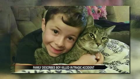 Mishawaka mom remembers son fatally struck by car