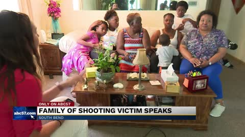 Family of man fatally shot speak out
