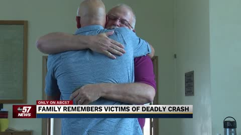 Family remembers lives lost in Buchanan car crash