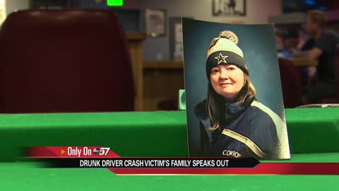 Family speaks after woman in ambulance killed in DWI crash