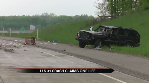 Fatal accident on US 31 near US 6