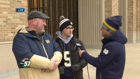 Tailgate Traditions: Notre Dame vs. Wake Forest