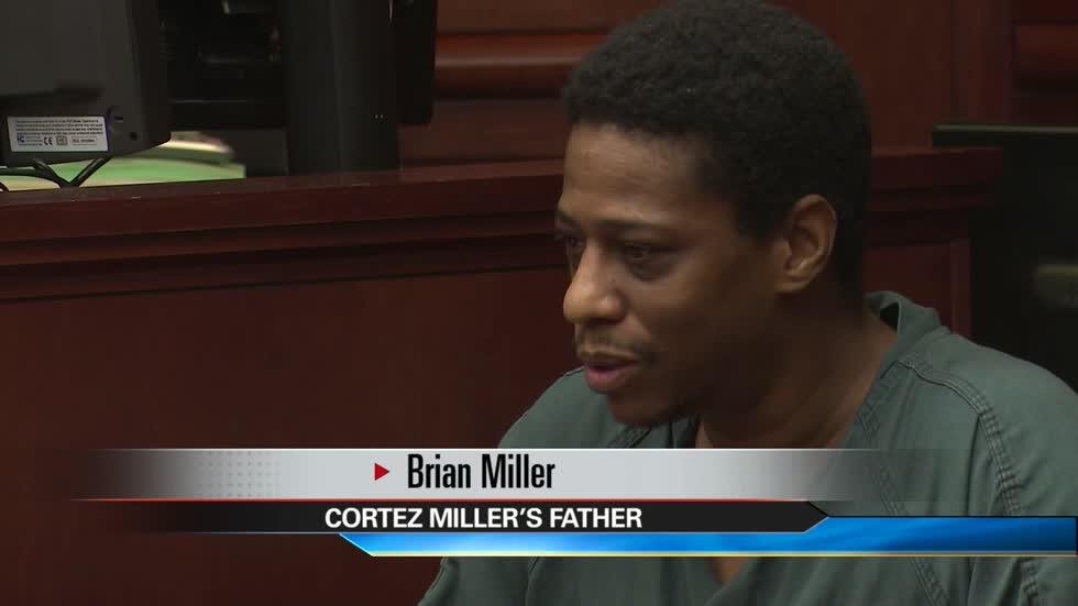 Father Of Cortez Miller Testifies In Trial Of Antwan Mims