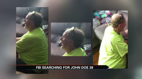 FBI seeking info about person of interest in child abuse investigation