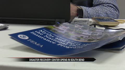 Disaster Recovery Center opens in South Bend