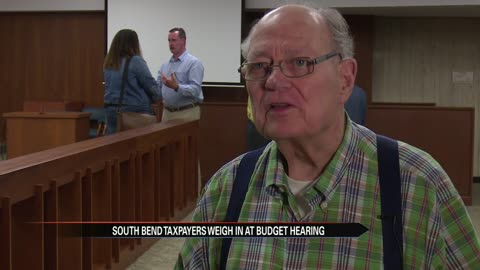 Few present at South Bend budget input meeting