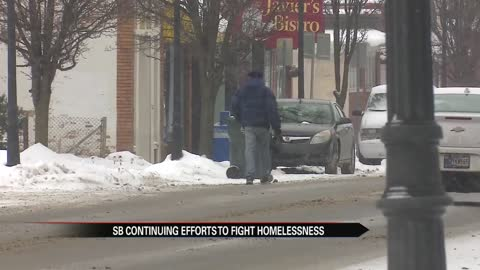Fight against homelessness continues in South Bend