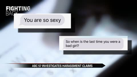 Fighting back: Firefighter allegedly sexually harassed multiple women over several years
