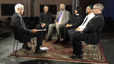 Watch the full 'Fighting for Faith' discussion