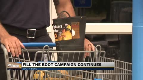 Fill the Boot drive kicks off in South Bend this weekend