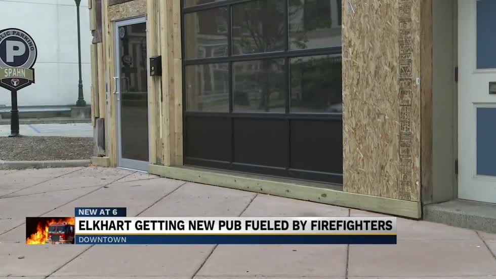 Firefighters to open new pub in downtown Elkhart